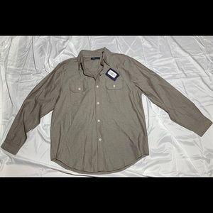 Bruno long sleeve shirt medium